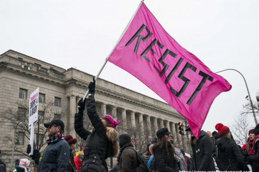 Women's March World — Women's March On Washington
