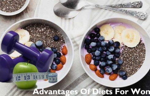 Advantages Of Diets For Women