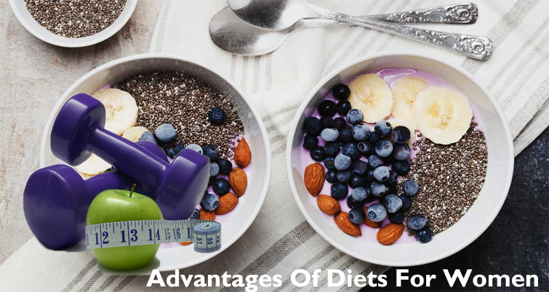 Advantages Of Diets For Women
